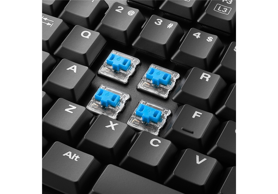 Sharkoon Tastatur